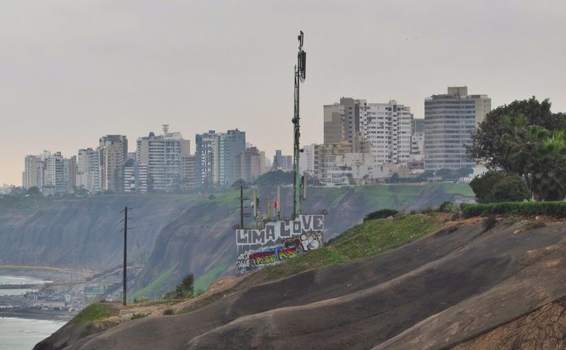 Primera Parada: Lima