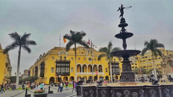plaza de armas co