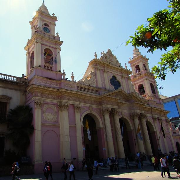 Catedral de Sucre